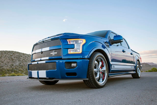 shelby f 150 super snake 2017 low front