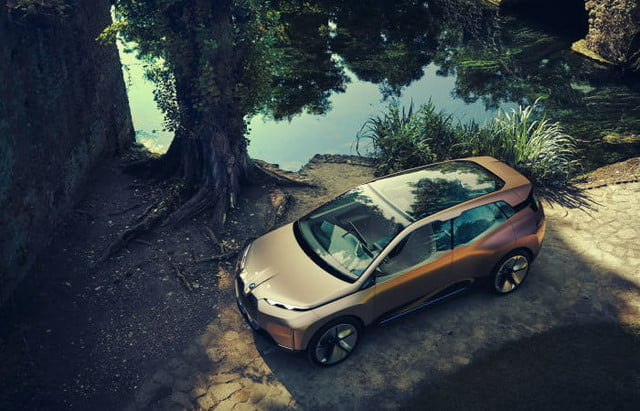 the bmw vision inext concept leaked before its official reveal 2018 leak  6