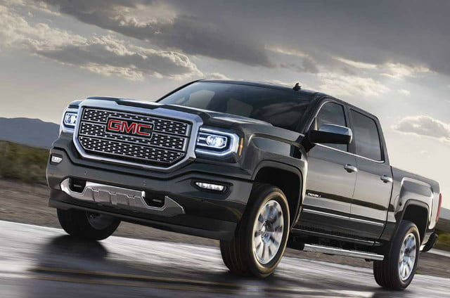 2018 GMC Sierra 1500 | Models, Specs, Price, Features