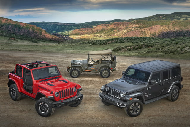 2018 Jeep Wrangler: Redesign, Aluminum Elements, Engines >> 2018 Jeep Wrangler News Specs Performance Release Date