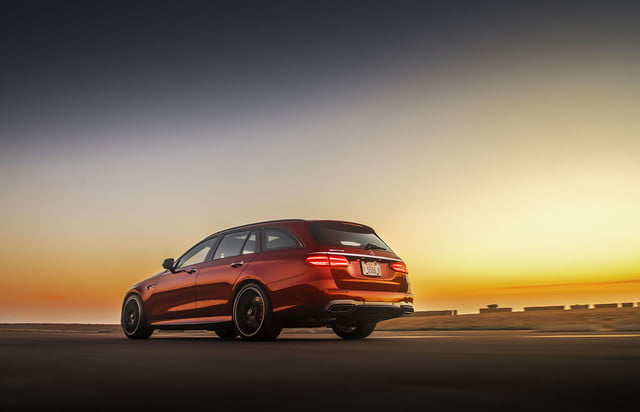 the 2018 mercedes amg e63 s priced in us at 106950 wagon  2