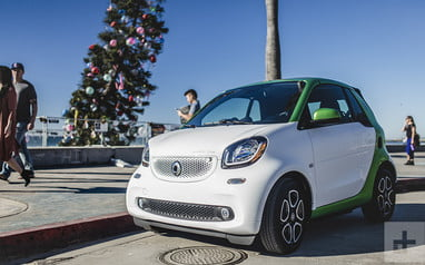 2018 Smart Fortwo Cabrio Electric Drive First Drive
