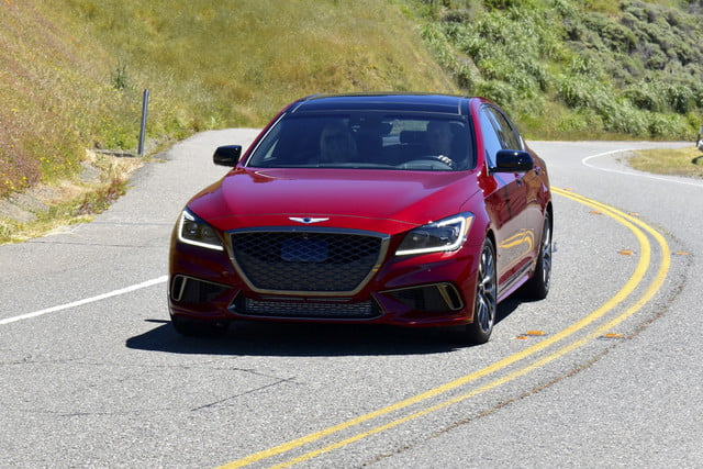 2018 genesis g80 sport first drive review 897