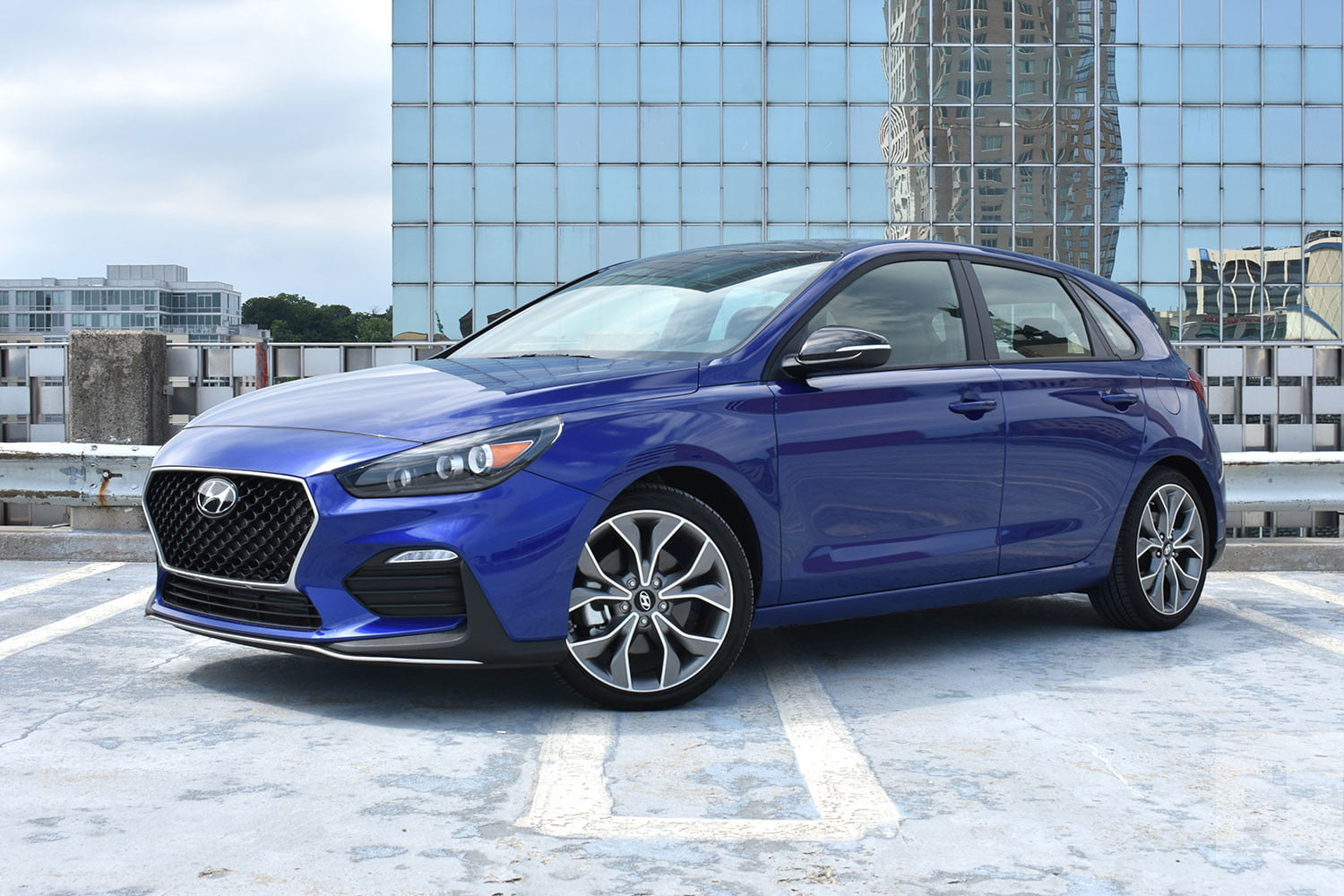 2019 hyundai elantra gt n line review the case for basic hatchbacks digital trends hyundai elantra gt