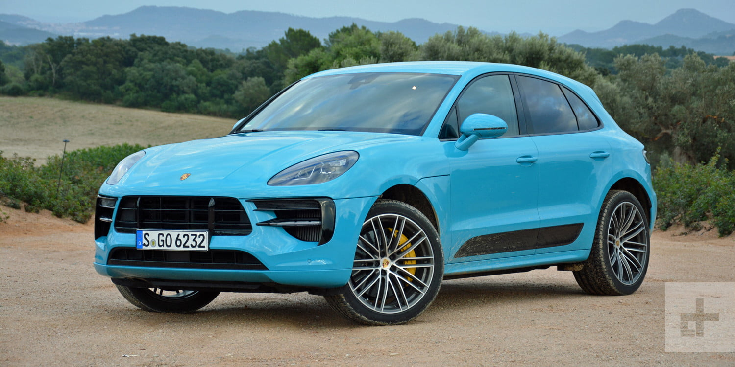 2020 Porsche Macan S, GTS, Interior, Hybrid >> 2019 Porsche Macan S Review Small Fun Affordable For A Porsche