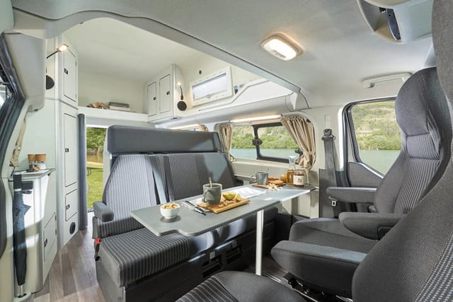 ford transit custom nugget van camper for europe 2019ford transitcustomnugget 1