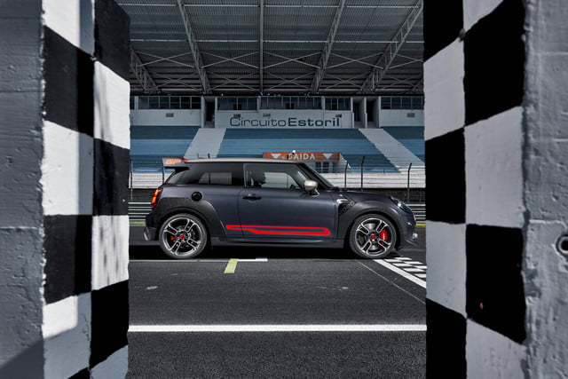 mini john cooper works gp concept news performance specs price 2020 20