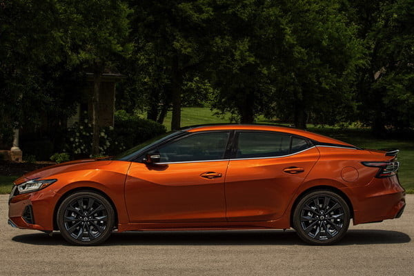 2020 nissan maxima pricing and specs