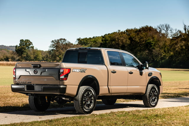 2020 nissan titan xd trim levels pricing and tech announced 4