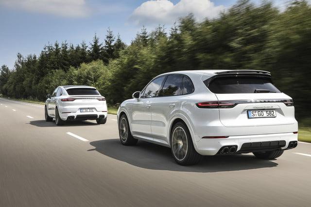 2020 porsche cayenne turbo s e hybrid delivers 670 hp electrified punch tseh 4