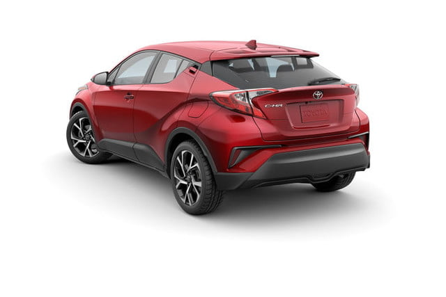 2020 toyota c hr crossover gets standard android auto compatibility chr 04