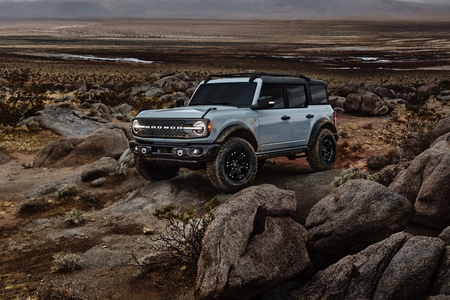 2021 Ford Bronco and 2021 Ford Bronco Sport Revealed ...