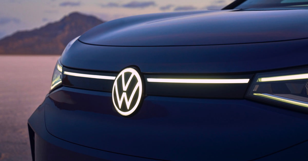 Volkswagen teases Project Trinity flagship electric car