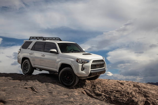 2020 toyota 4runner photos specs and pricing