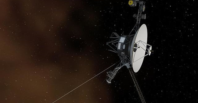 Voyager probes spot of dramatic electron burst deep in interstellar space