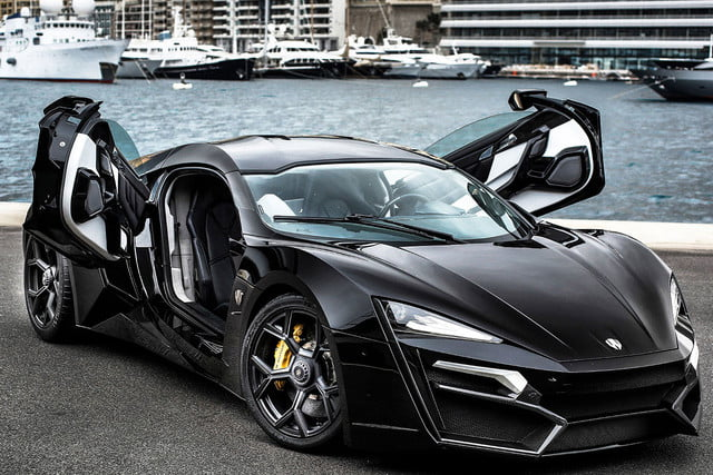 Million Dollar Cars >> The Most Expensive Cars In The World Digital Trends