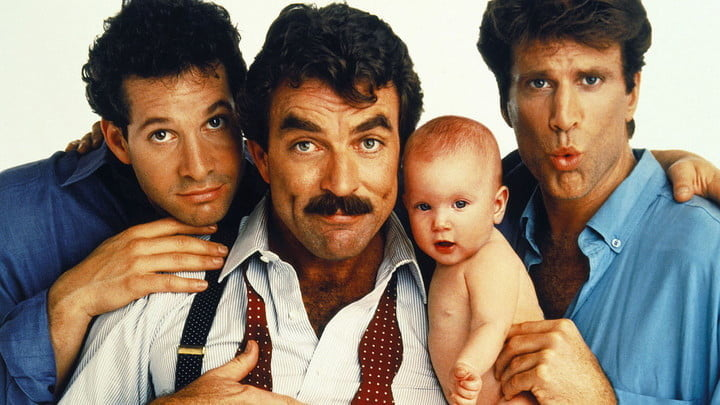 3 Men and a Baby on Disney+