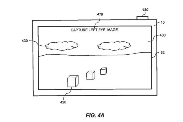 newly acquired apple patent bring 3d photography iphone 1