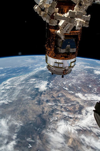 How to watch Japanese cargo ship depart from International Space Station live