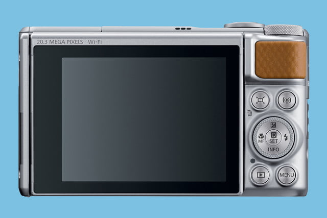 canon powershot sx740 hs announced 740 silver back hires