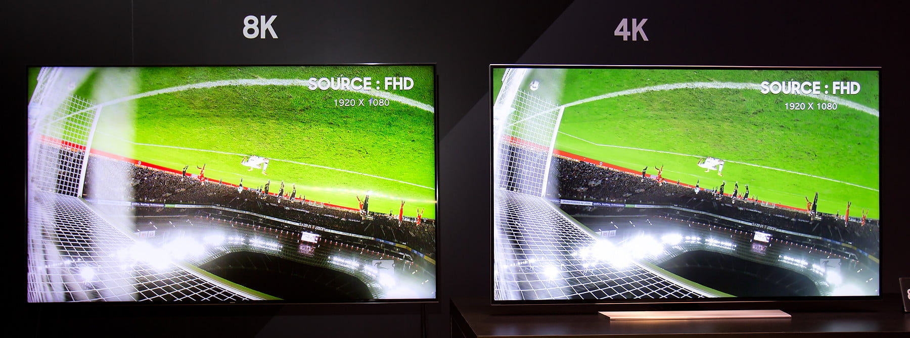 I've seen the 8K TV future, and you should be excited