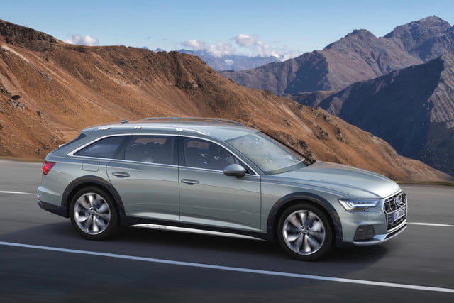 2020 Audi A6 Allroad Launches In Europe With New Off-road