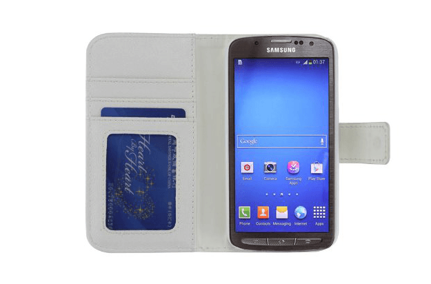 best galaxy s4 active cases abacus wallet case