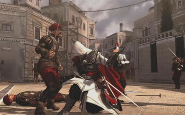 Assassin S Creed Brotherhood Review Digital Trends