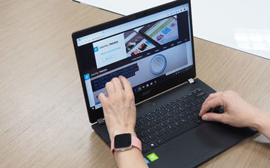 Acer TravelMate P6 Review: Too Many Compromises | Digital Trends