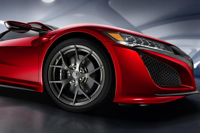 2016 acura nsx official specs pictures and performance reveal das2015 027b