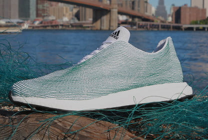 Adidas, Parley for the Oceans Turn Trash to Sportswear