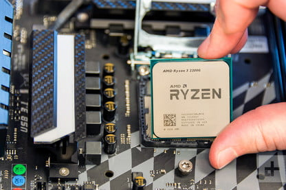 AMD's New Ryzen APUs Are Cool, But Will Anyone Actually Buy