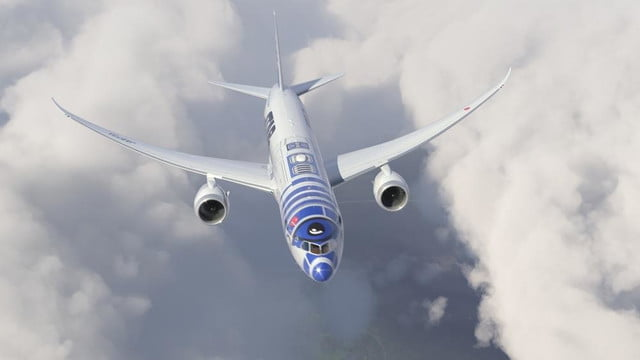 anas r2 d2 jet will be the closest to flying in a star wars spacecraft ana 3
