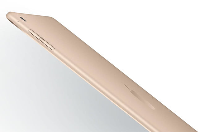 apple ipad air 2 mini 3 launch event news gold slant press image