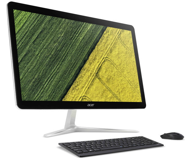 acer introduces new pcs at next event aspire u 27 right facing