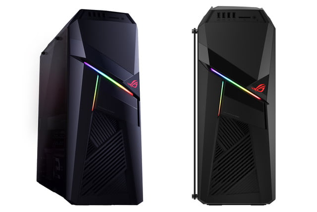New Asus Republic of Gamers Goodies Include An Intel 8th Gen