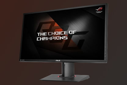 Asus PG248Q Gaming Monitor Boasts 180Hz Refresh Rate