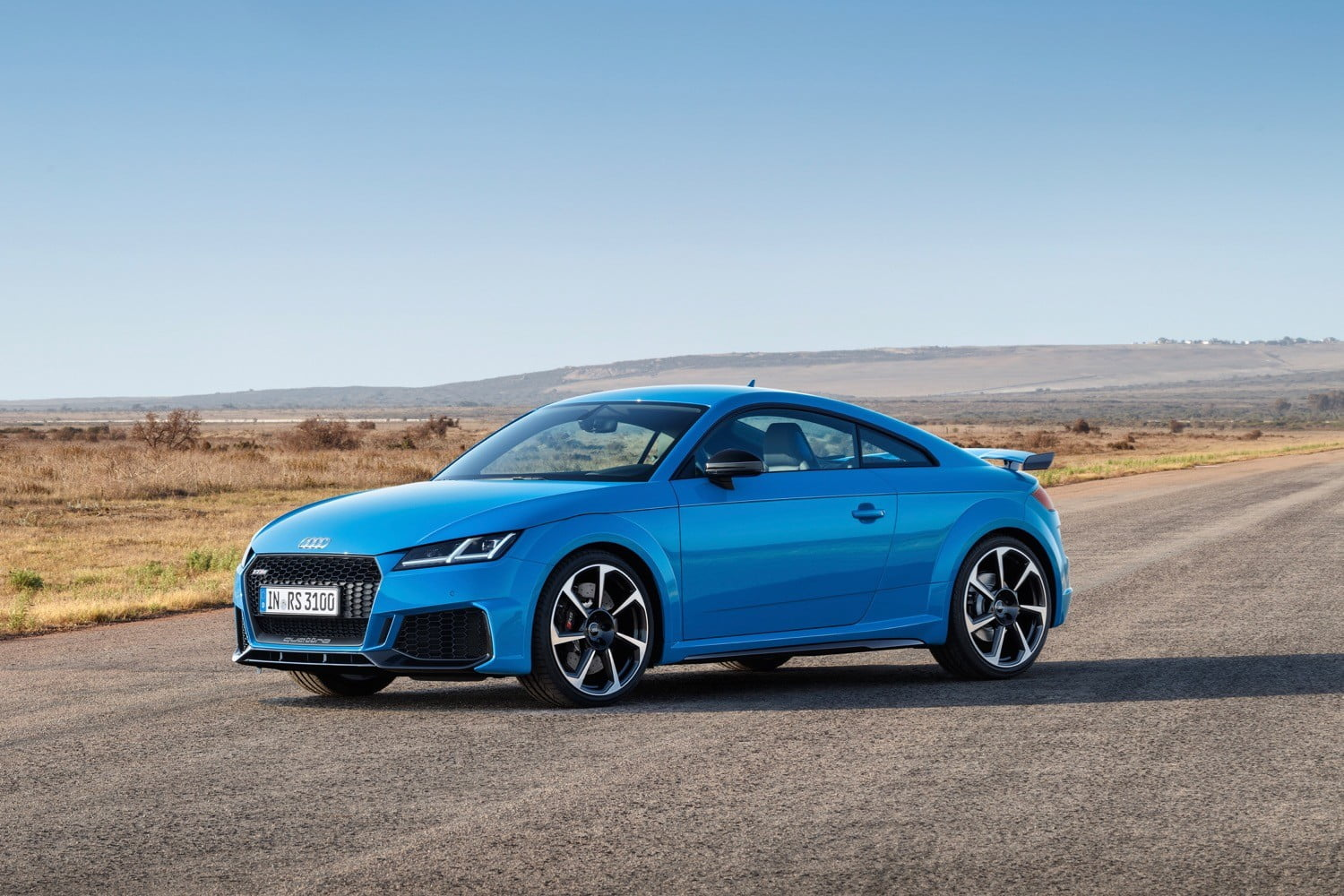 Updated 2019 Audi TT RS to Debut at 2019 New York Auto Show