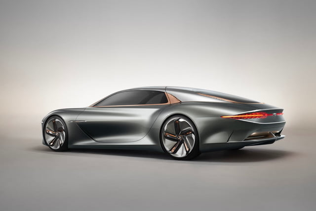 bentley exp 100 gt zero emission concept car