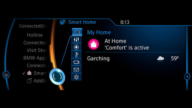 bmw announces samsung collaboration new connectivity features at ifa connecteddrive 2015