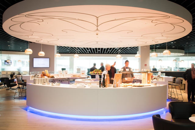 the worlds best airport lounges brussels airlines loft lounge