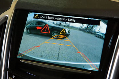 Cadillac to offer automatic braking system on 2013 models