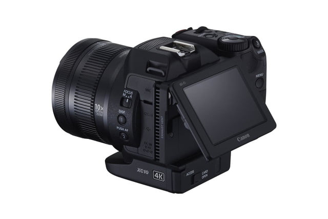 canons new affordable 4k camcorder ideal for budding filmmakers youtube creators canon xc10 2