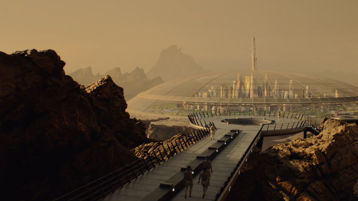 Cosmos: Possible Worlds on Disney+