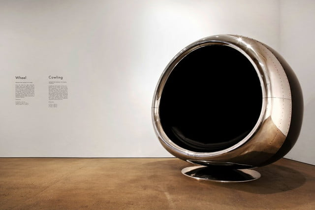 jet engine chair cowling 1