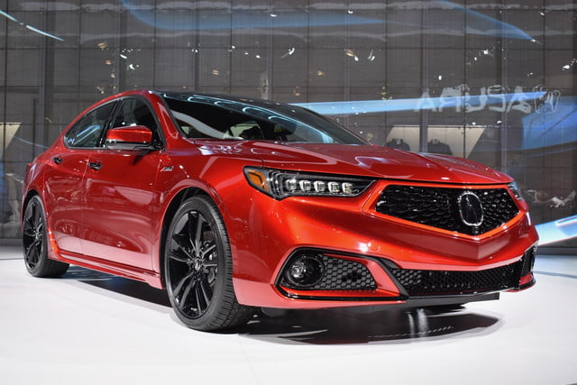 2020 Acura TLX Type S, Redesign, Engine & Pricing >> 2020 Acura Tlx Pmc Edition Debuts Ahead Of 2020 New York Auto Show