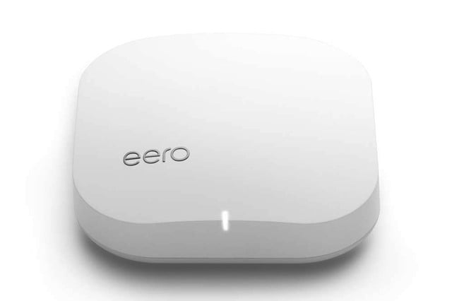 amazon drops prices for eero home mesh wi fi systems pro  advanced grade tri band wifi system 4 1