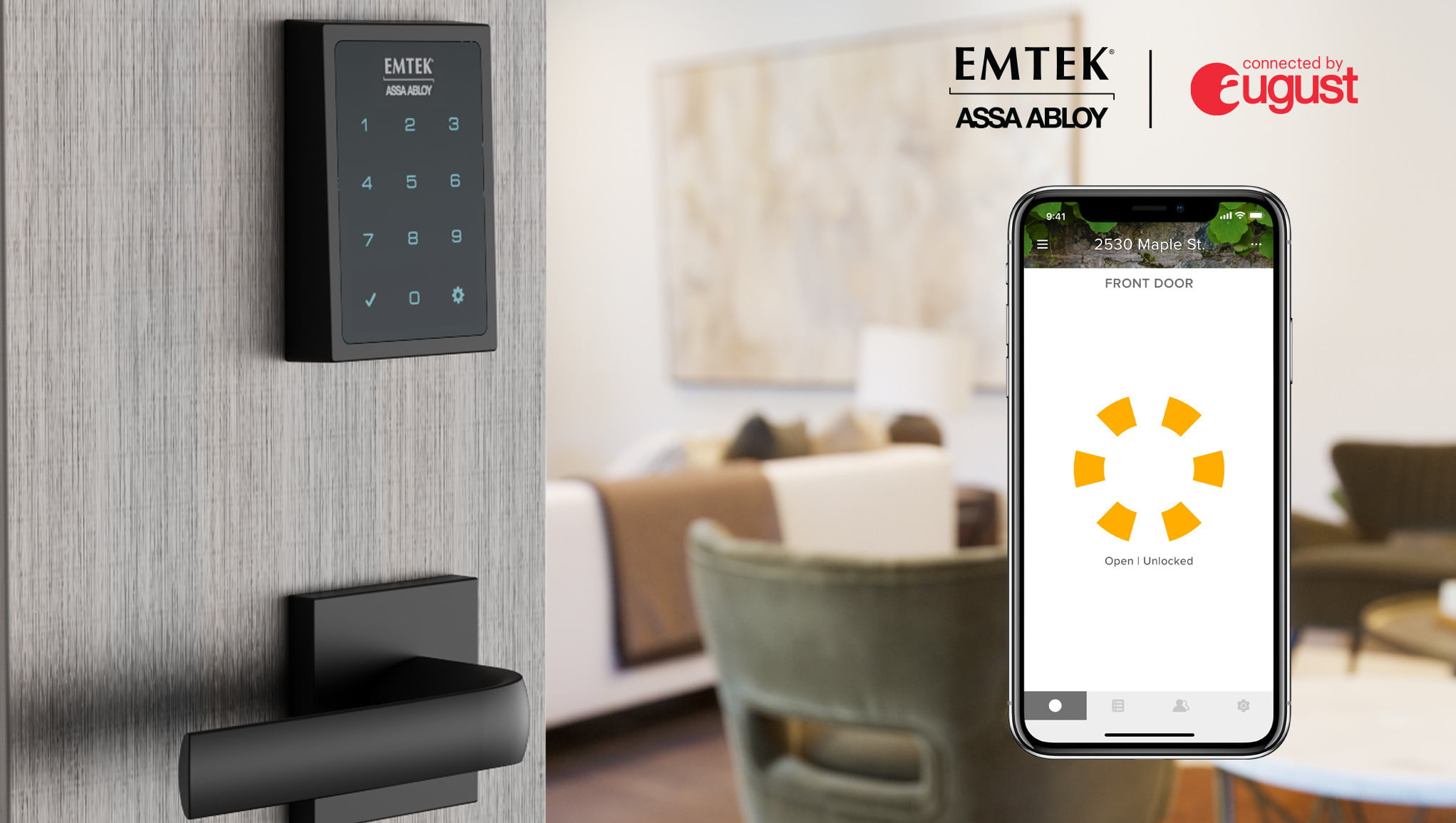 New Smart Locks by Yale/August Bow at CES 2019 | Digital Trends