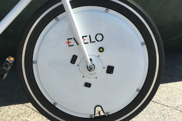 Evelo Omni Wheel