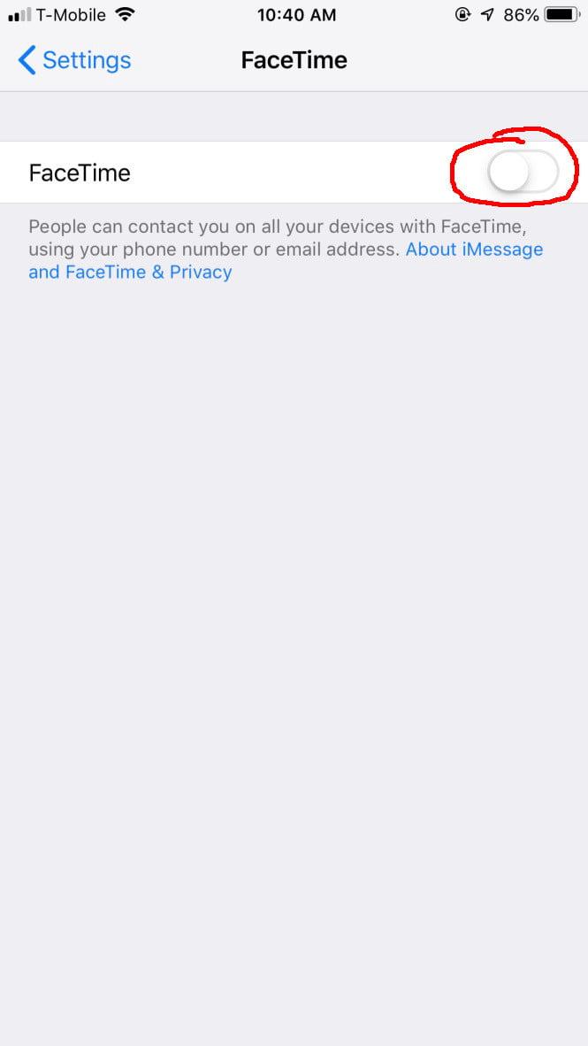 How to Disable FaceTime on Your iPhone and Mac | Digital Trends